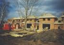 Tatai ötlakásos társasház építése